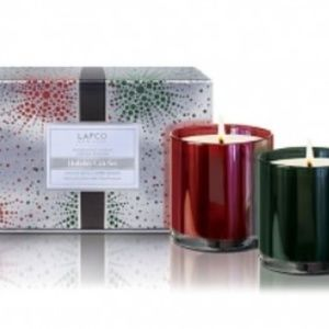 LAFCO-Holiday Candle Set (Limited Edition) - NWT